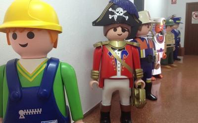 Visita a la fábrica de Playmobil