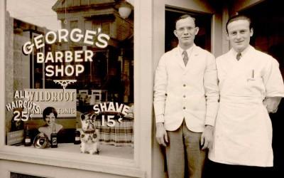 La Barbería Virtual, realidad aumentada