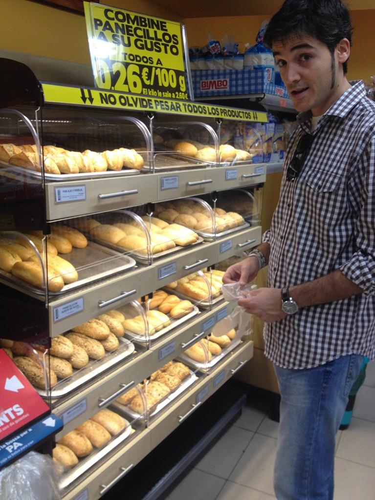 Mercadona ya incorpora panes al peso.