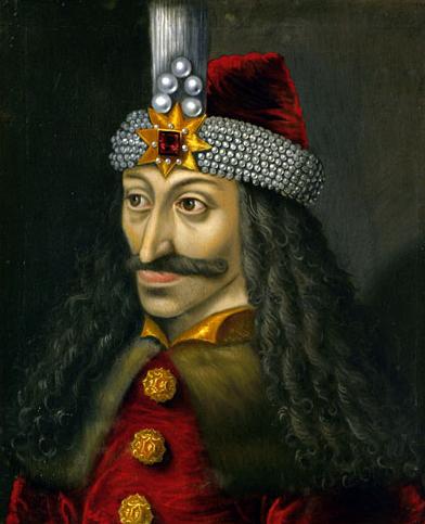 Vlad III más conocido como 'Tepes' el empalador.