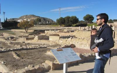 Una visita a Lucentum, nuestra pequeña Pompeya.