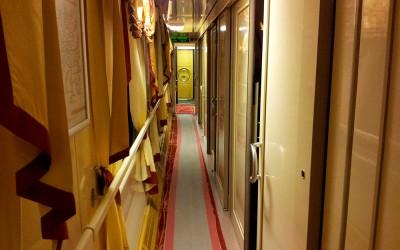 El tren Flecha Roja: de San Petersburgo a Moscú