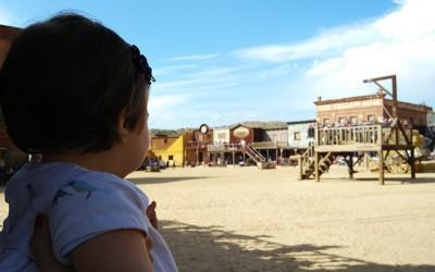 Un Zoo en el Far West de Almería
