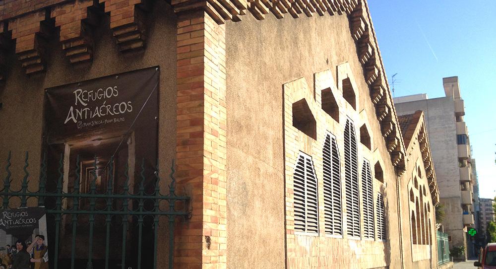 Centro de Interpretación de Refugios Antiaéreos de Alicante.