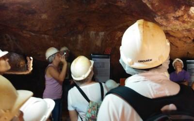 """Visita al parque """"Els Miners"""" en la Torre d'embesora (Castellón)"""