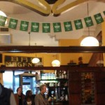 Interior del Bar Café Magenta de Milán.