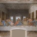 La Última Cena de Leonardo Da Vinci en Santa Maria delle Grazie de Milán.