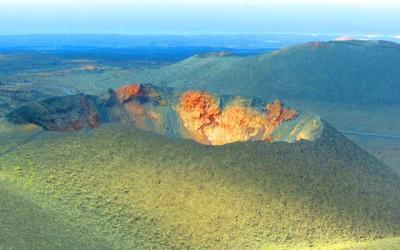 Timanfaya, un paseo por Marte