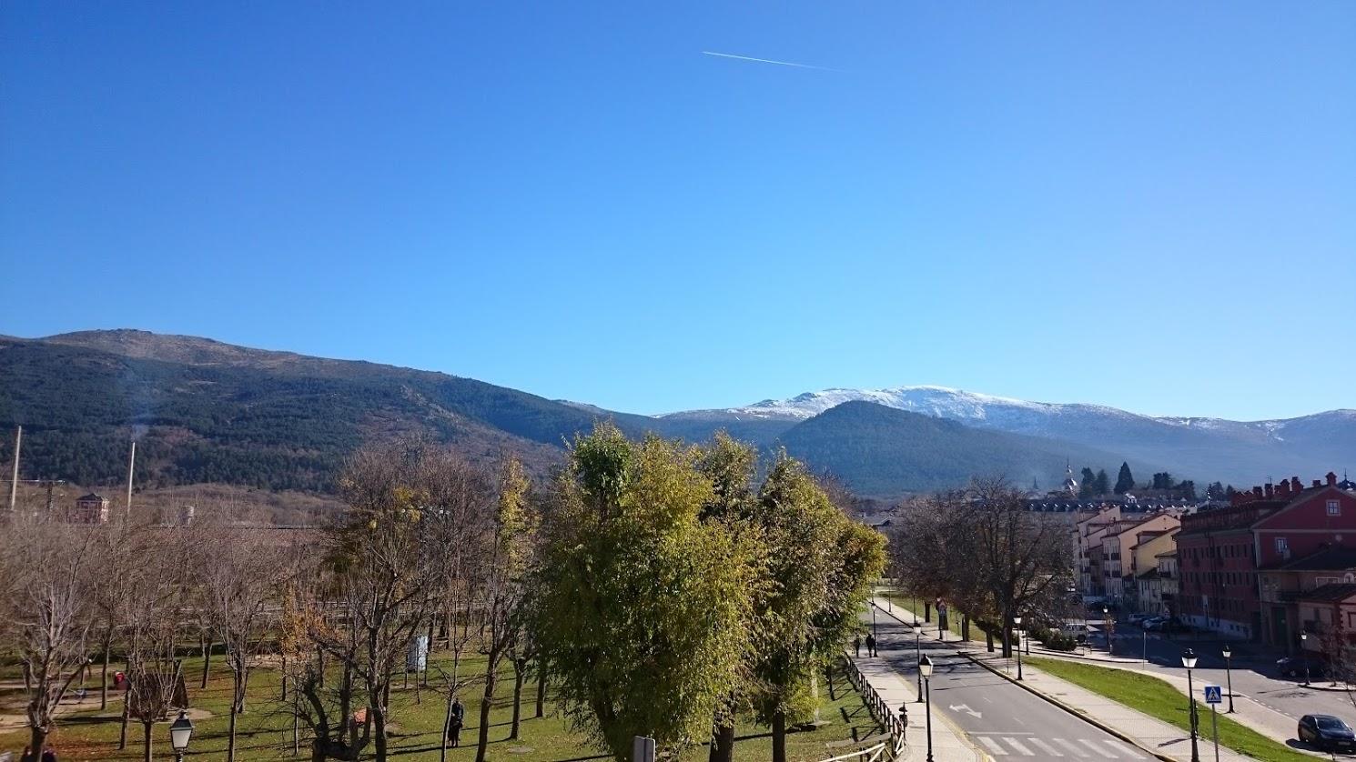 Real Sitio de La Granja de San Ildefonso, en Segovia.