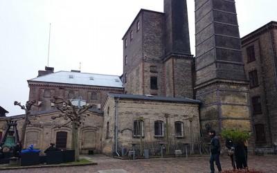 Visita a la fábrica de Carlsberg en Dinamarca